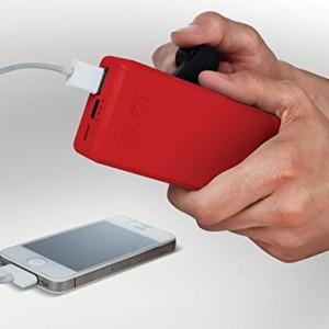 Eton Backup Battery with Hand Crank Back-Up Power12