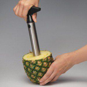 All Ware Stainless Steel Pineapple Easy Slicer2
