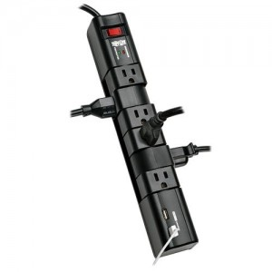 Rotatable Outlet with Dual USB Charging Ports2