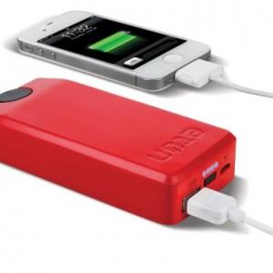 Eton Backup Battery with Hand Crank Back-Up Power1