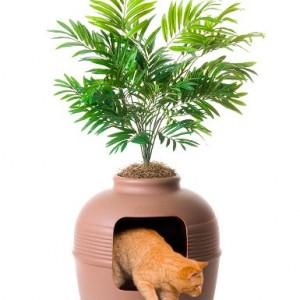 12Good Pet Stuff Plant Hidden Litter Box