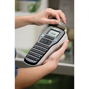 DYMO LabelManager 160 Hand-Held Label Maker123