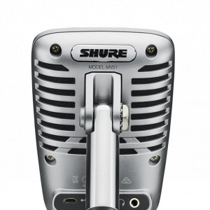 Shure Digital Large-Diaphragm Condenser Microphone1