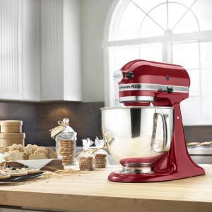 KitchenAid Artisan Stand Mixer with Pouring Shield123