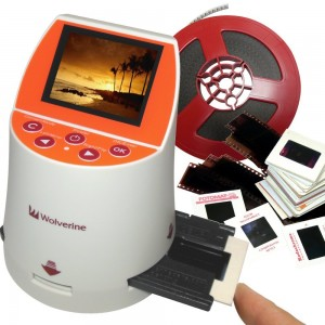 Wolverine 20MP 7-in-1 Film to Digital Converter12