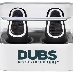 DUBS Acoustic Filters Advanced Tech Earplugs