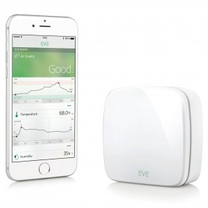 Elgato Eve Room, Wireless Indoor Sensor13
