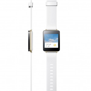LG Electronics G Watch - White