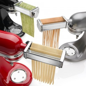 Pasta Roller and cutter for Spaghetti and Fettuccine