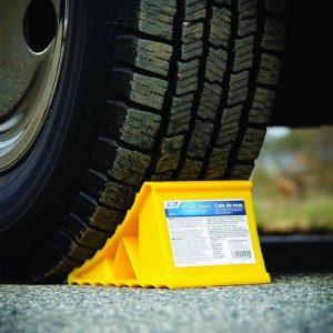 Camco 44414 Wheel Chock - Pack of 2