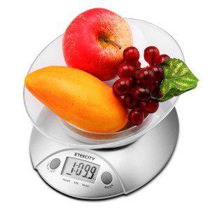 Etekcity 11lb/5kg Digital Kitchen Food Scale12