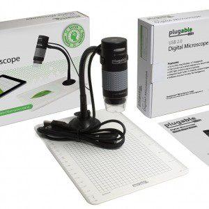 Plugable USB 2.0 Digital Microscope2