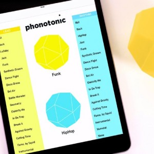 Phonotonic Move to Make Music
