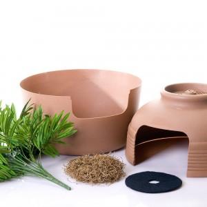 Good Pet Stuff Plant Hidden Litter Box2