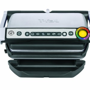 T-fal OptiGrill Stainless Steel Indoor Electric Grill1