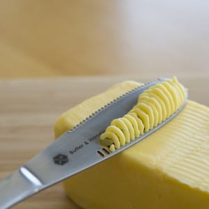 Butter Knife, Butter Curler, Butter Spreader