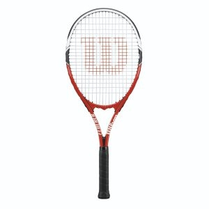 Adult Strung Tennis Racket