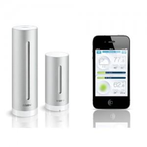 Netatmo Weather Station for Smartphone new