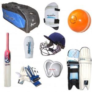 Splay Pro Series Cricket Kit