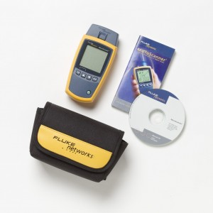 Network Cable Tester Kit with Probe Fluke