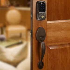 Yale Electronic Touch Screen Deadbolt news