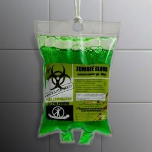 Zombie Blood Zombie Shower Gel 2016
