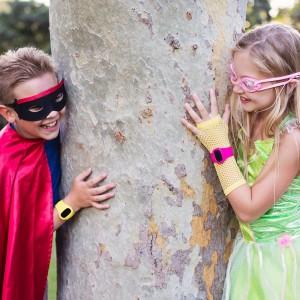 X-Doria KidFit Activity/Sleep Tracker for Kids New