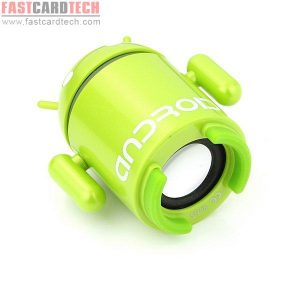 Android Cute Robot Speaker