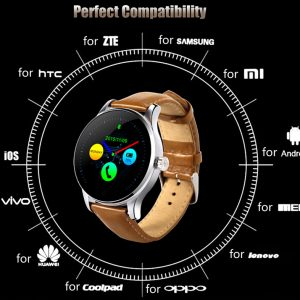 K88H Smart Bluetooth Watch