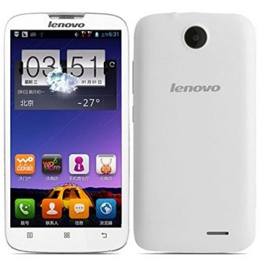 Lenovo A560 Smartphone