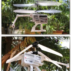 Mini Foldable & Transforming Helicopter