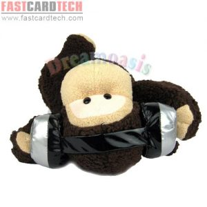 Monkey Lion Doll Speaker