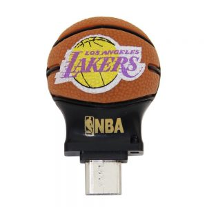 NBA OTG USB Flash Pen Drive