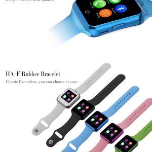NO.1 D3 1.22 inch Smartwatch Phone