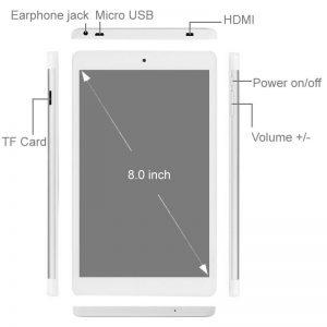 Teclast X80HD Tablet