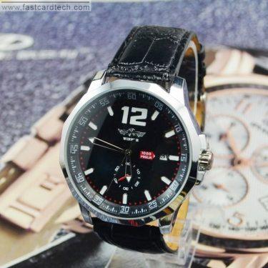 Elegant Round Automatic Winner Watch J184