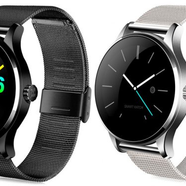 K88H Bluetooth Siri Function Smart Watch