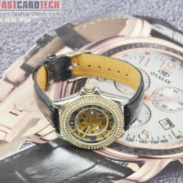 Lovely Female Automatic Watch J274