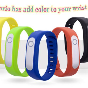 Mario Sport Tracker Sleep Monitor