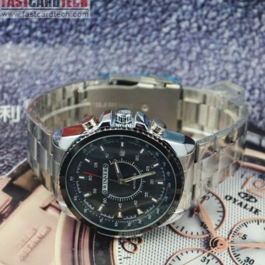 Men Automatic Steel Band Watch J283