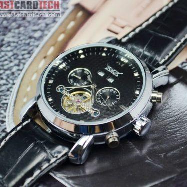 Multifunction Automatic Jaragar Watch J206