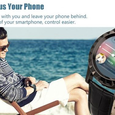 New Fashion T2 Bluetooth Smart Watch