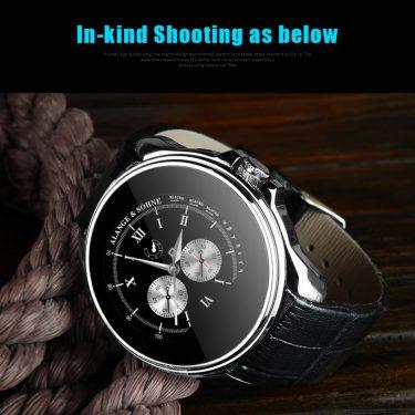 ORDRO SW28 1.22 inch Smartwatch Phone Bluetooth