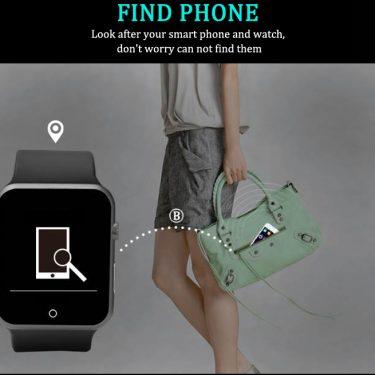 P8 Smart Dual Bluetooth Watch