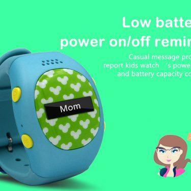 RWATCH R9 Children Tracker Smartwatch Phone