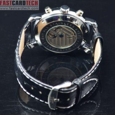 Stylish Automatic Jaragar Black Watch J208