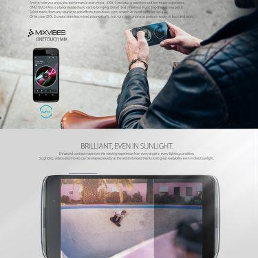 TCL Idol 3 16GB Octa Core Smartphone