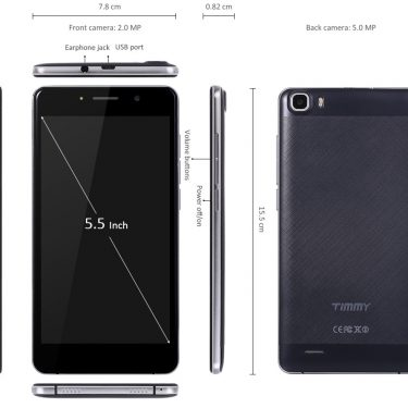 Timmy M12 Smartphone