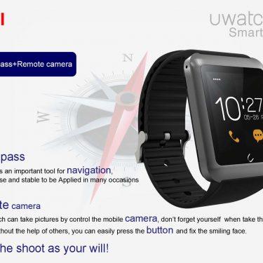 U WATCH U11 Smart Watch Phone