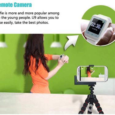 U9 Smart Bluetooth Watch